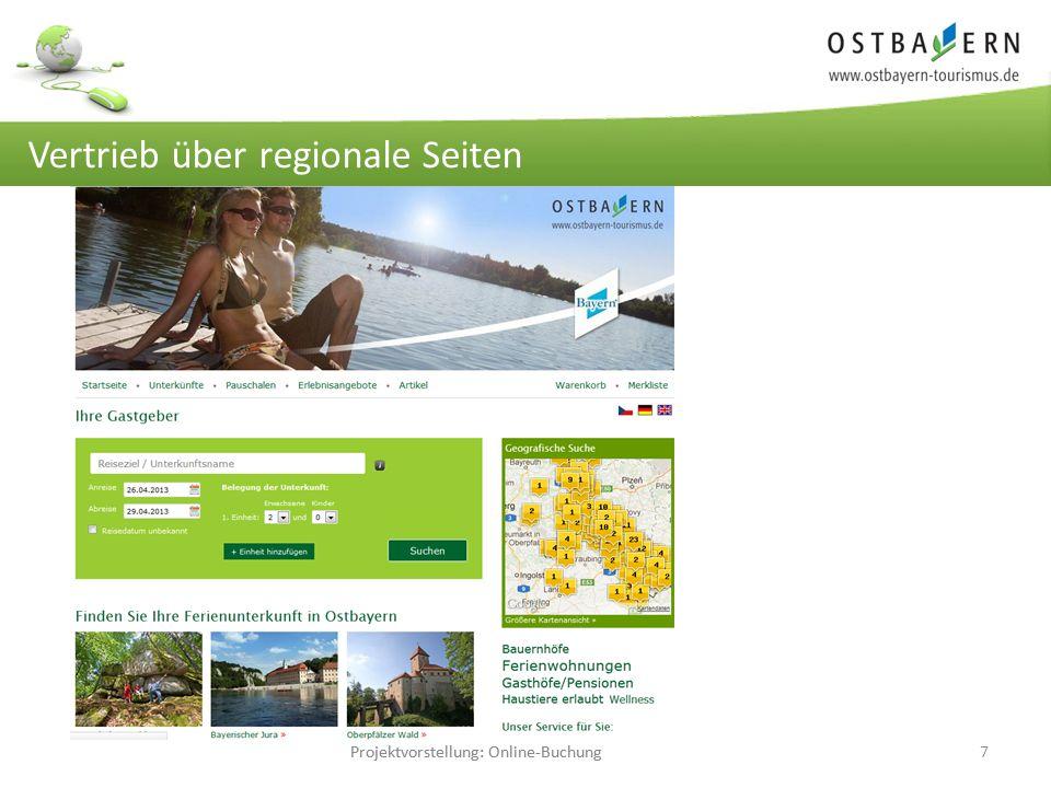 Projektvorstellung: Online-Buchung7 Einmalige Pflege… große Wirkung.