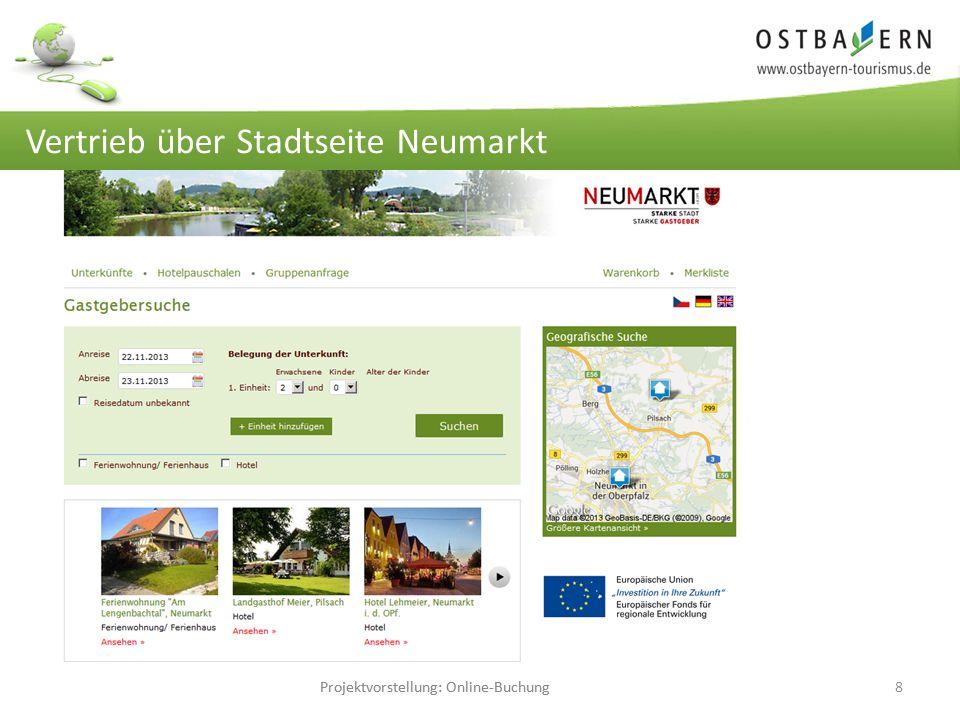 Projektvorstellung: Online-Buchung8 Einmalige Pflege… große Wirkung.