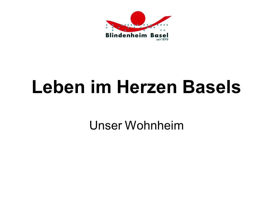 Leben im Herzen Basels Unser Wohnheim