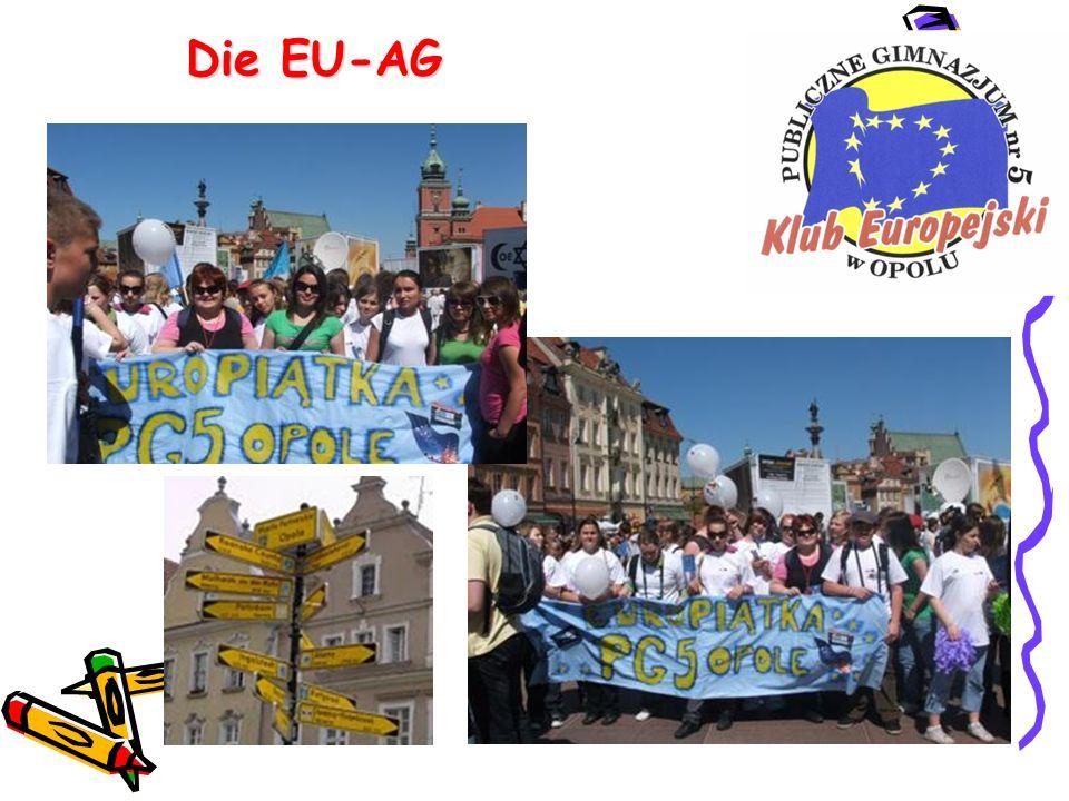 Die EU-AG Die EU-AG