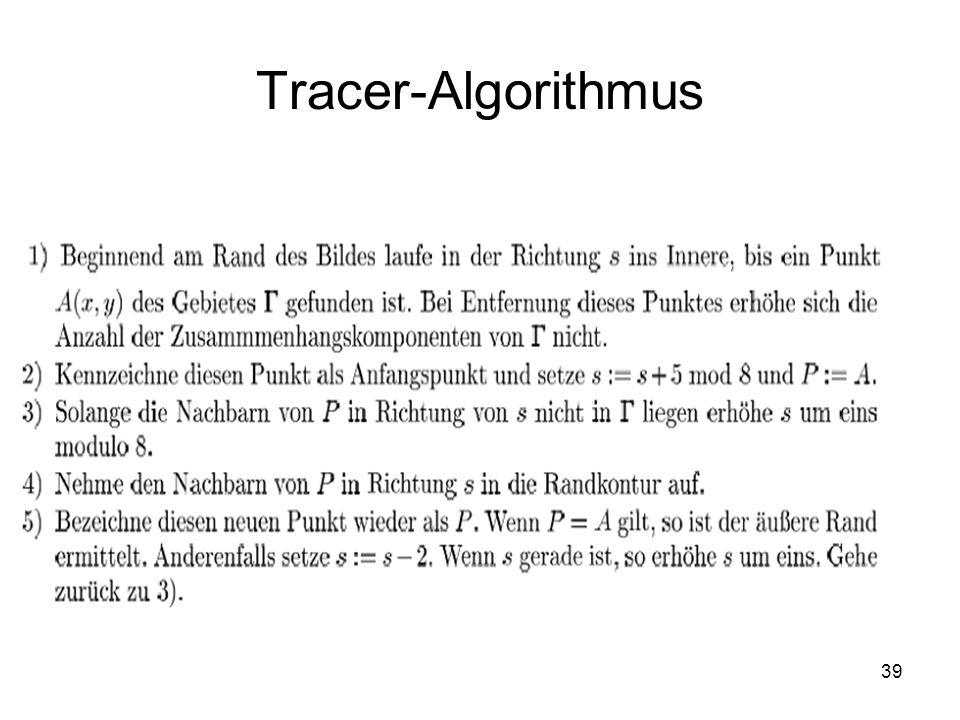 39 Tracer-Algorithmus