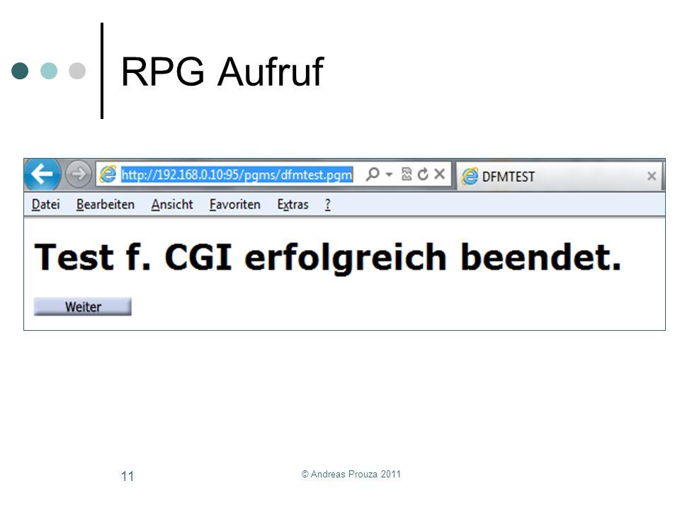 RPG Aufruf © Andreas Prouza 2011 11