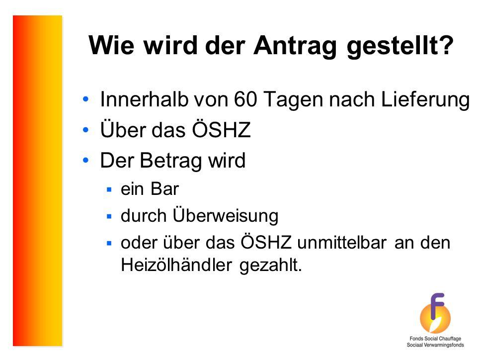 Weitere Informationen Faltblatt Freie Telefonnummer 0800/90 929 Aktion in den Medien Webseite www.fondschauffage.be www.verwarmingsfonds.be www.heizoelfonds.bewww.fondschauffage.be www.verwarmingsfonds.be www.heizoelfonds.be Und weitere