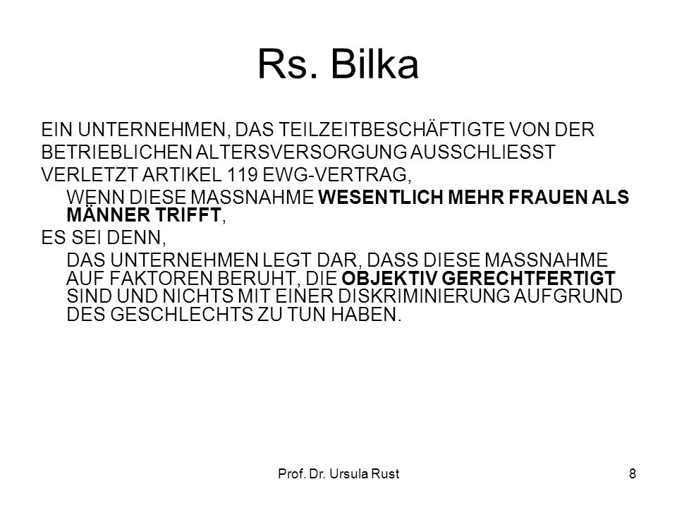 Prof.Dr. Ursula Rust8 Rs.