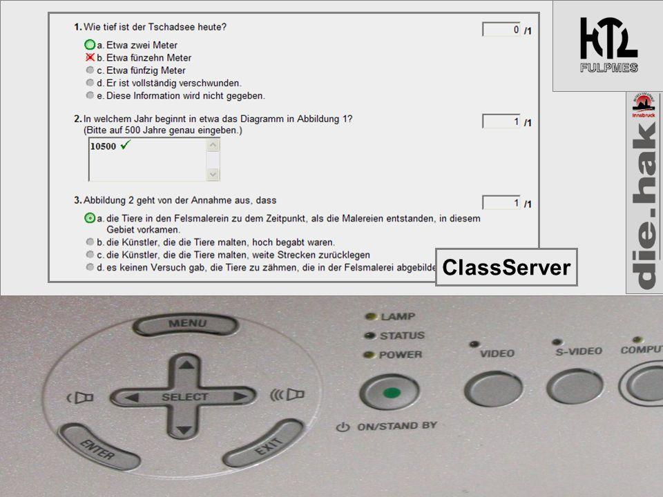 ClassServer
