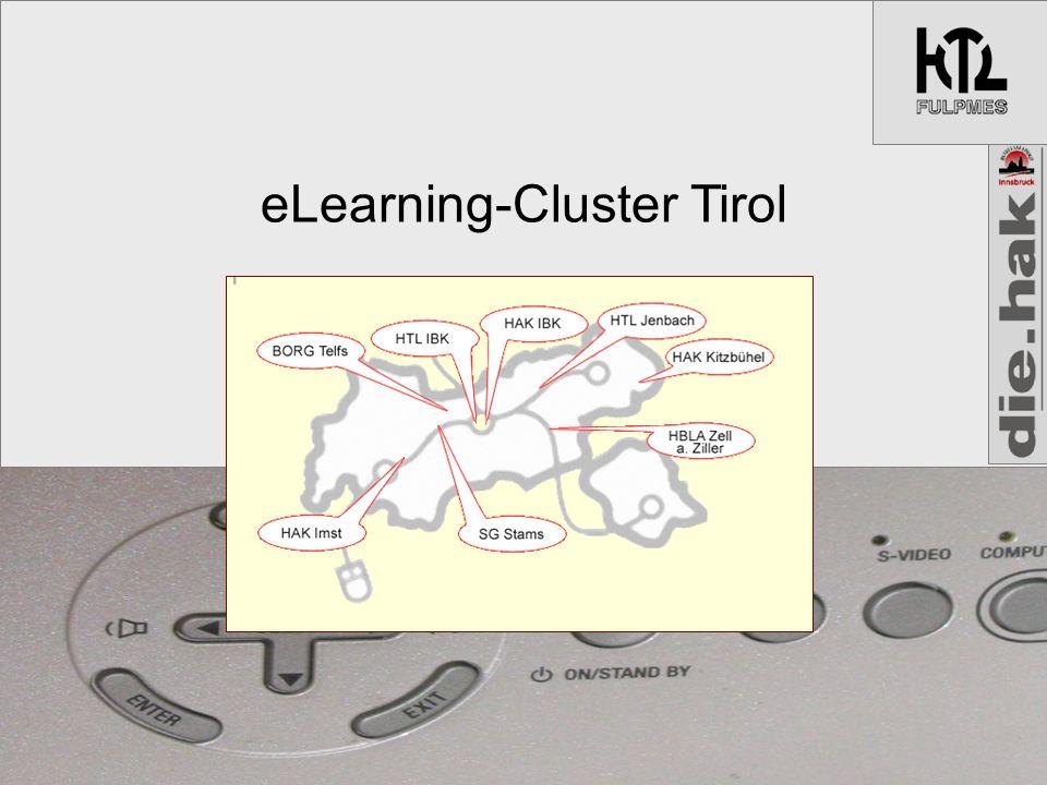 eLearning-Cluster Tirol