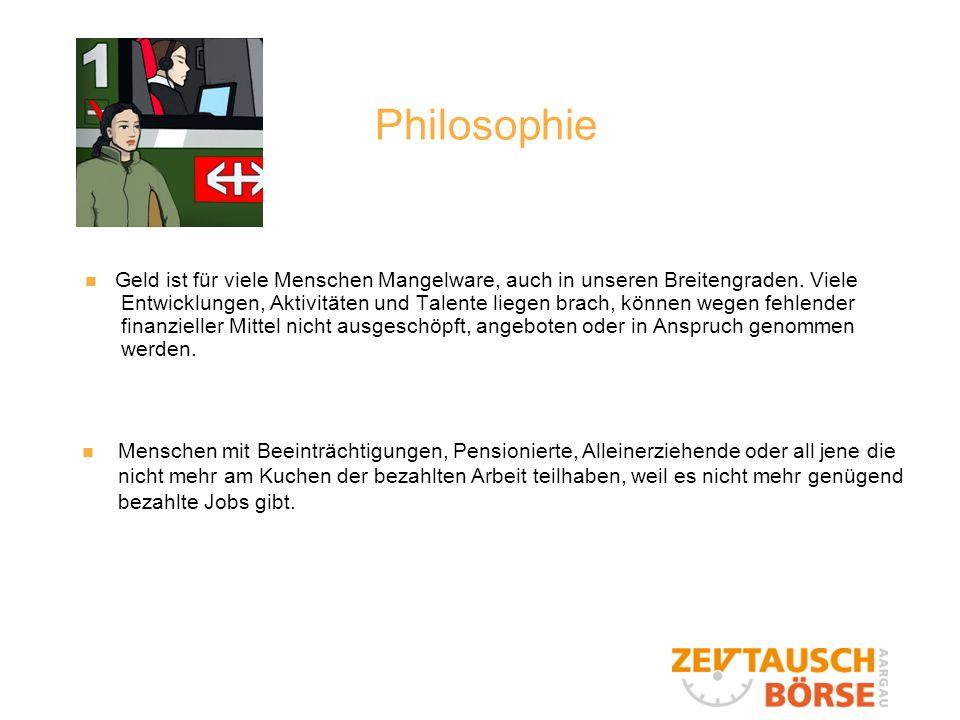 Philosophie Geld ist für viele Menschen Mangelware, auch in unseren Breitengraden.