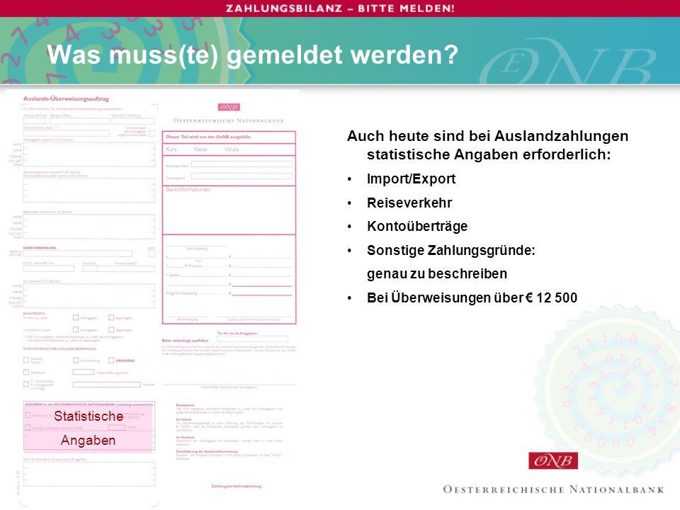Wann kommt das neue System in Österreich.