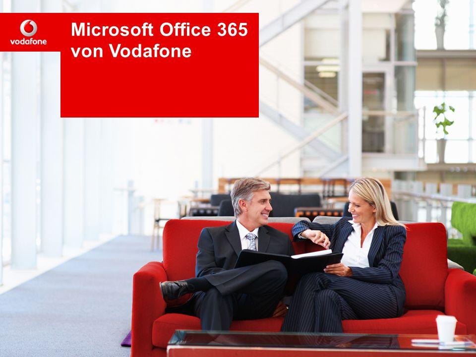 1Microsoft Office 365 von Vodafone04.03.2014 Microsoft Office 365 von Vodafone