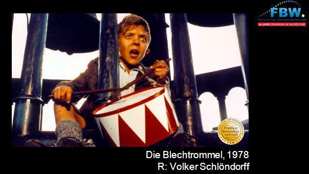 Die Blechtrommel, 1978 R: Volker Schlöndorff