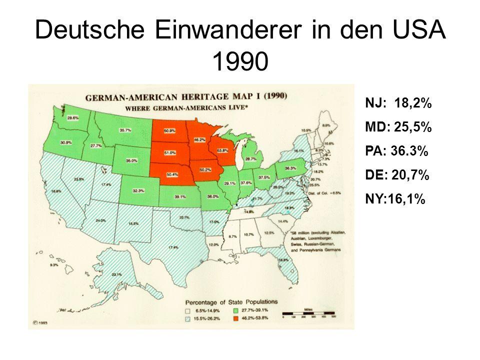 Mach es jetzt: Schreibe Information über deine(n) Deutsch-Amerikaner(in): Mein Deutsch-Amerikaner/ Meine Deutsch- Amerikanerin heiβt ___________________.