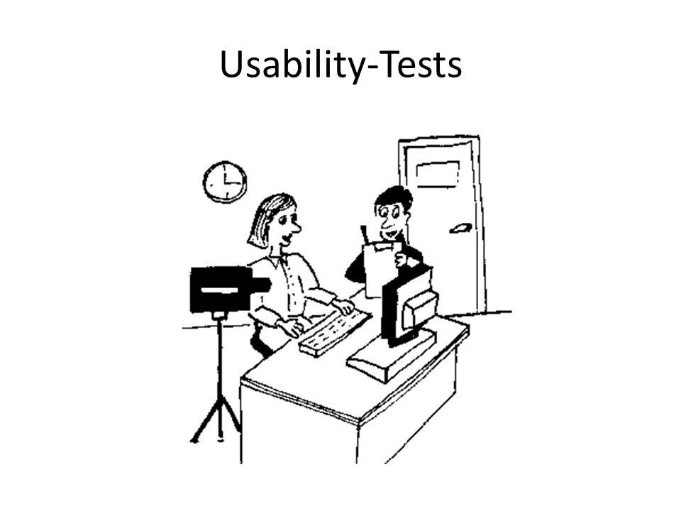 Usability-Tests