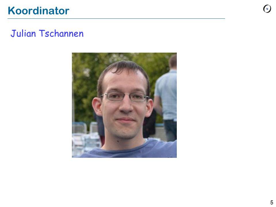 5 Koordinator Julian Tschannen