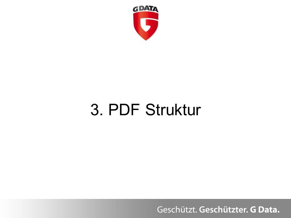 3. PDF Struktur