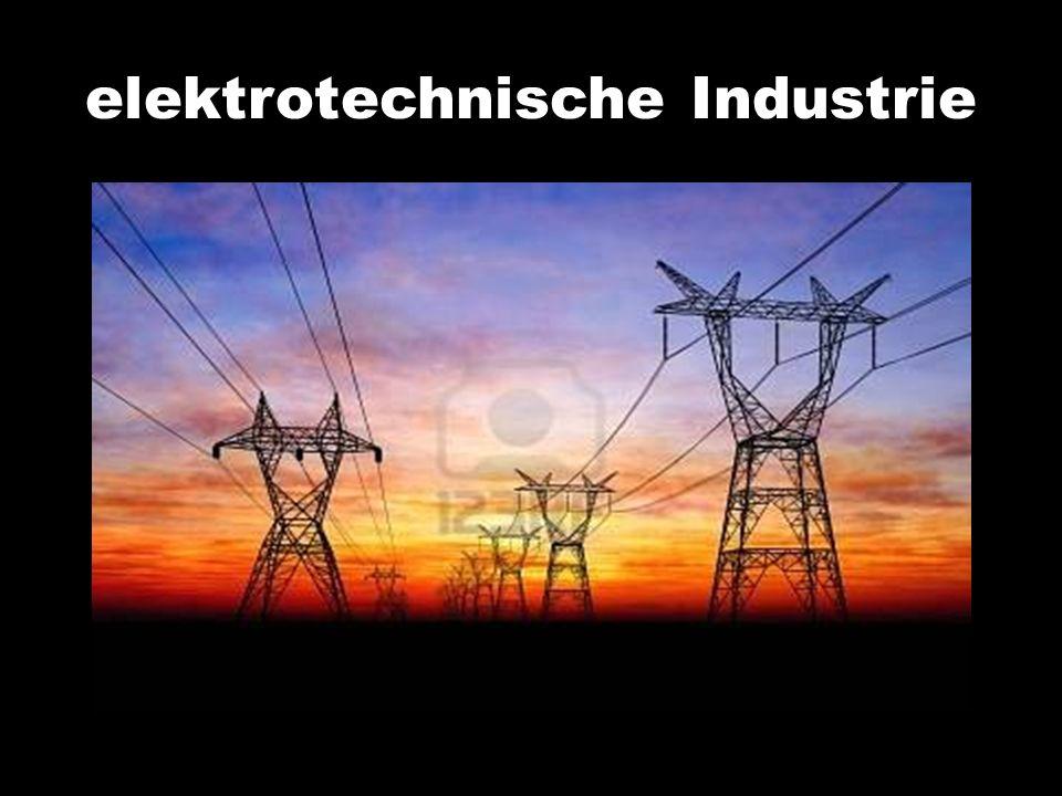 elektrotechnische Industrie