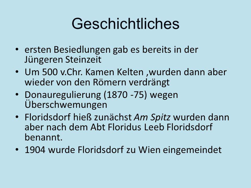 1.Fahrt der Dampfeisenbahn in Floridsdorf Am 19.11.1837 gelang es.