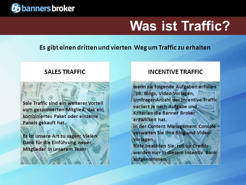 Anwendung der Traffic -135.000 Traffic Allowance - 135.000 Traffic Pack + 90.000 Traffic Allowance für das blaue Panel