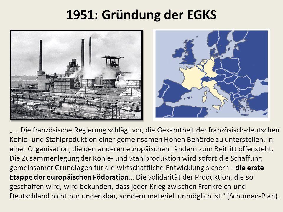 Art. 23 Abs. 1 GG (1) 1 Zur Verwirklichung eines Vereinten Europas wirkt die Bundesrepublik Deutschland bei der Entwicklung der Europäischen Union mit