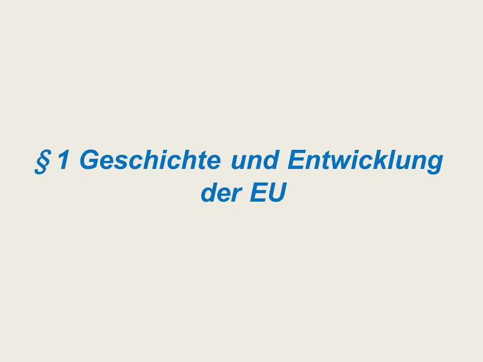 Elektronische Lehrquellen Europedia: Guide to European Policies and Legislation. The site is based on Nicolas Moussis book Access to European Union la