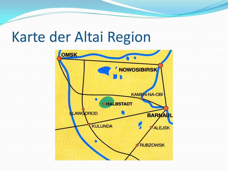 FöderationskreisSibirien Fläche167.996 km² Bevölkerung2.490.714 Einw.