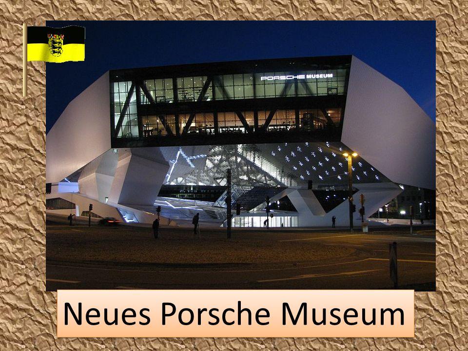 Neues Porsche Museum