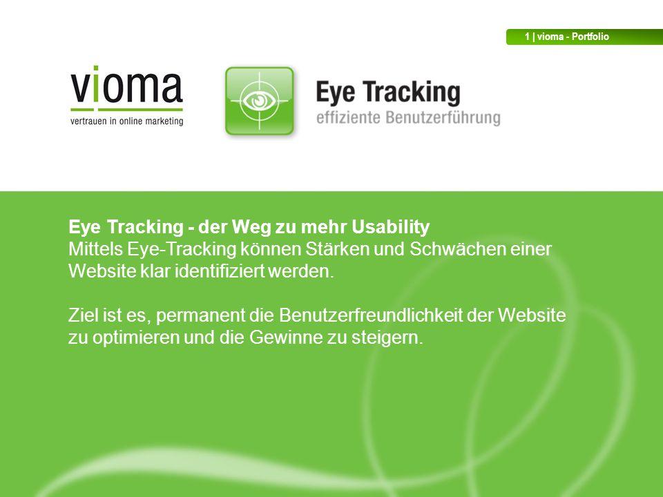 Eye Tracking - der Weg zu mehr Usability Mittels Eye-Tracking können Stärken und Schwächen einer Website klar identifiziert werden.
