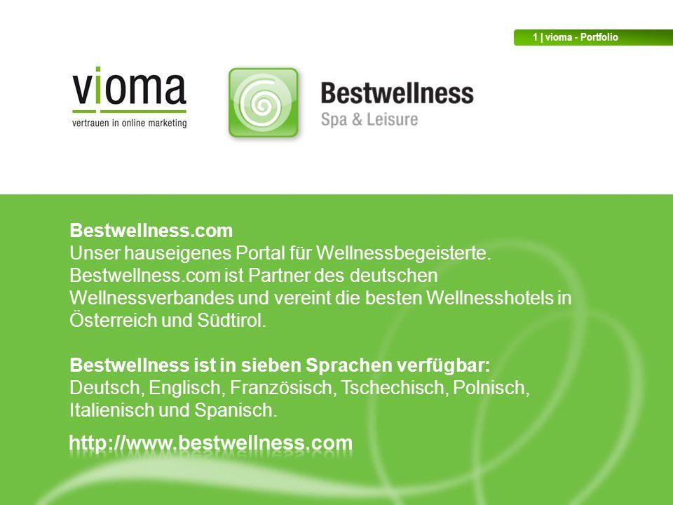 Bestwellness.com Unser hauseigenes Portal für Wellnessbegeisterte.