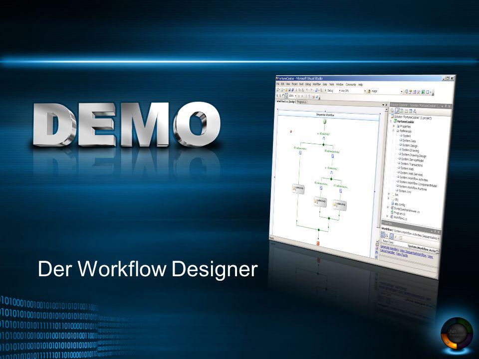 Der Workflow Designer