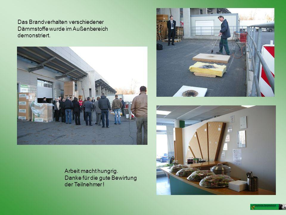 Am Nachmittag hatten Frau und Herr Esche eingeladen, der Küchwaldbühne Chemnitz einen Besuch abzustatten.
