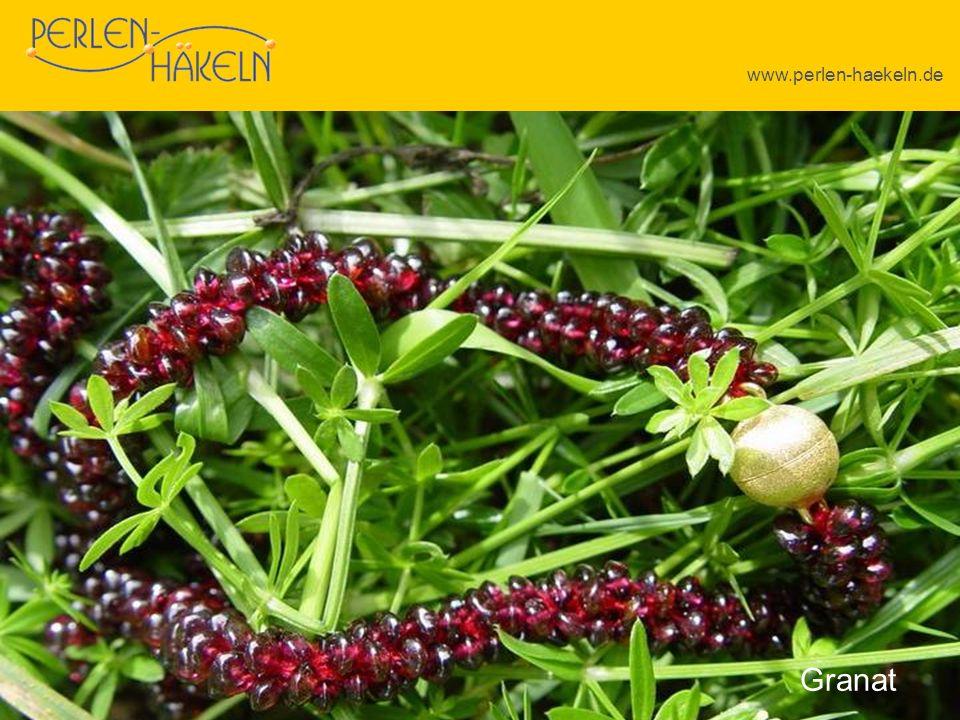 www.perlen-haekeln.de Granat