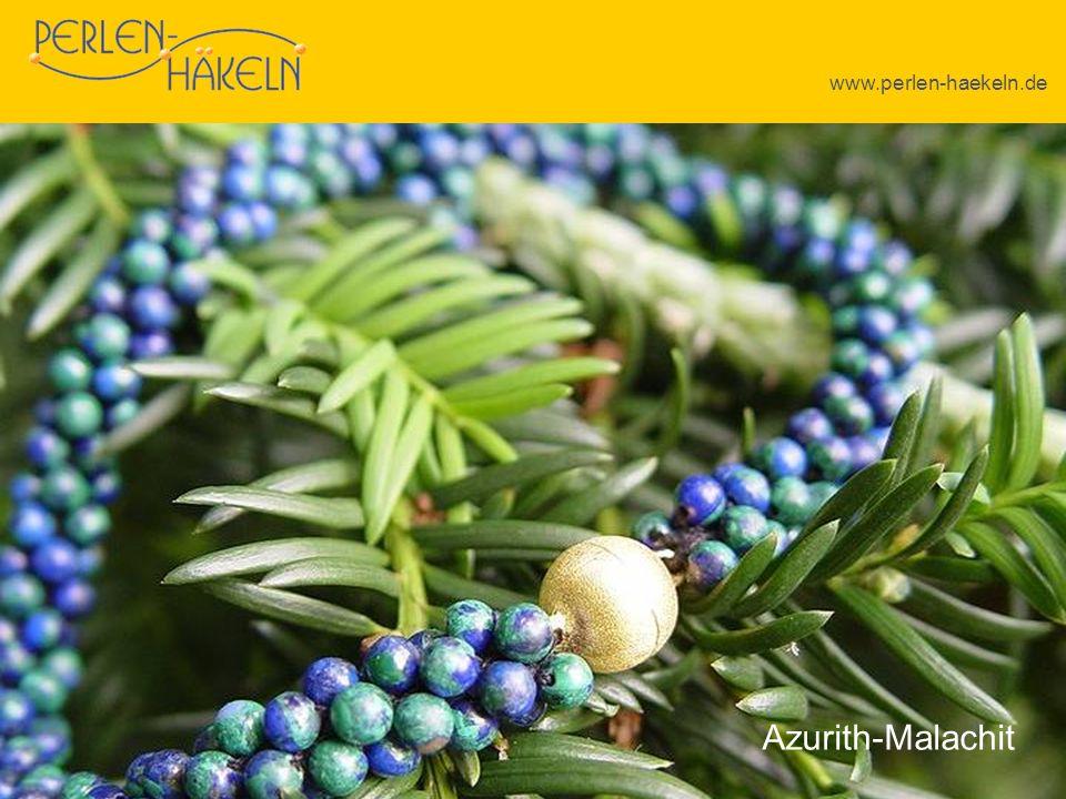 www.perlen-haekeln.de Azurith-Malachit