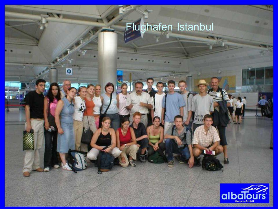 69 Flughafen Istanbul