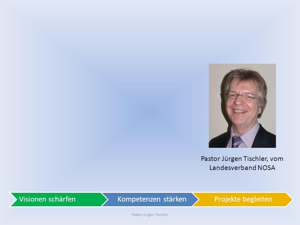 Lassen wir uns doch in die Karten gucken... Pastor Jürgen Tischler