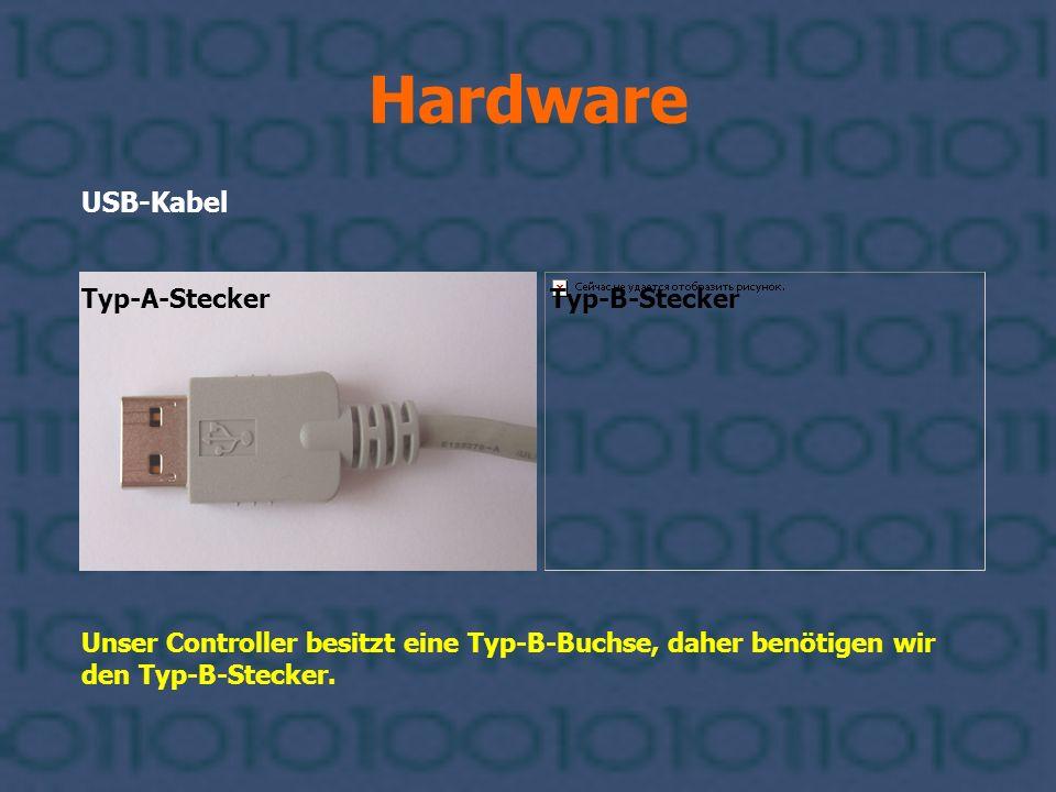 Hardware Spannungswandler Schaltung des Wandlers Wir benötigen einen Spannungswandler, der 5 V auf 24 V umwandelt, da das CompuLAB mit 5 V arbeitet und die FESTO-Anlage mit 24 V angesteuert werden muss.
