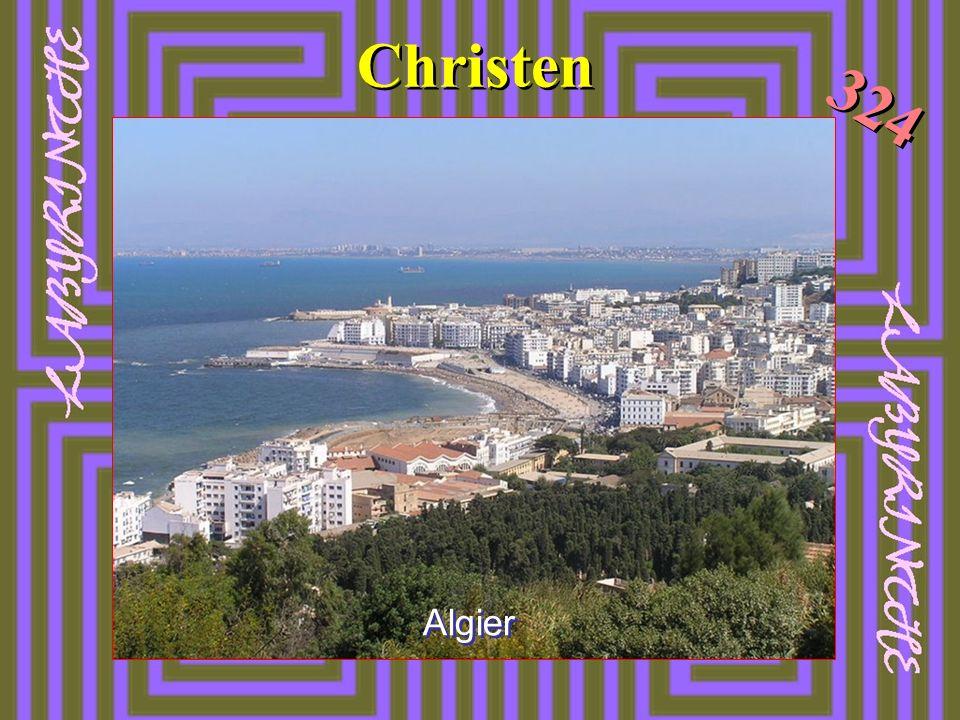Christen 324 Algier