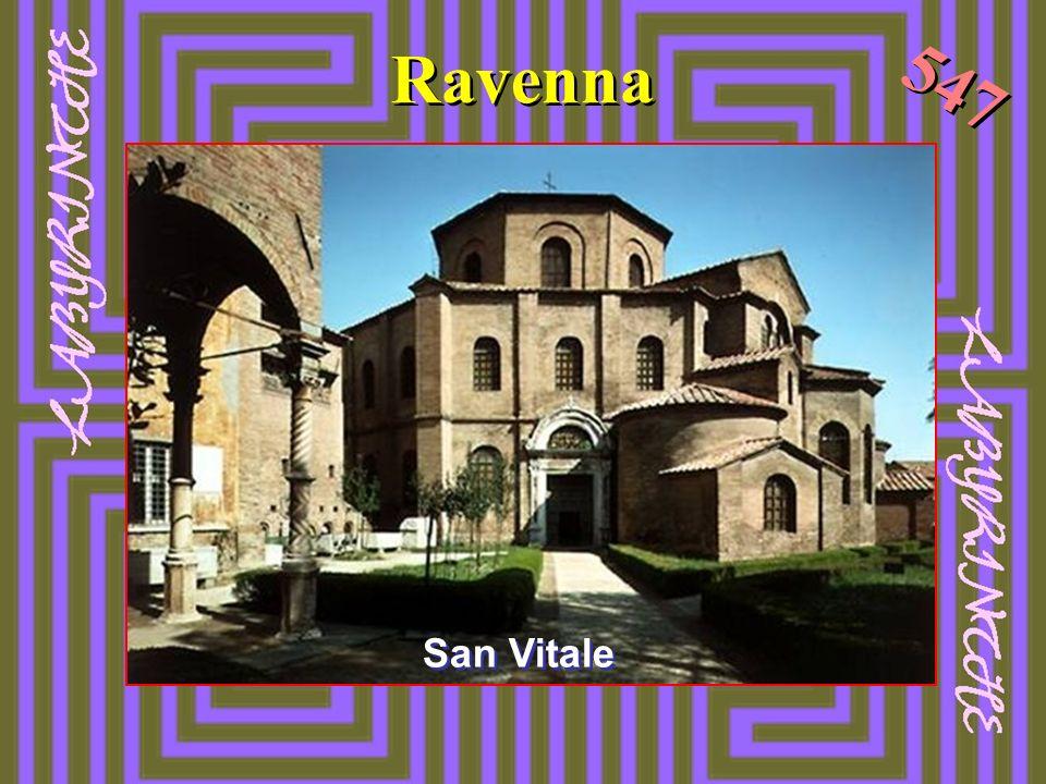 Ravenna 547 San Vitale