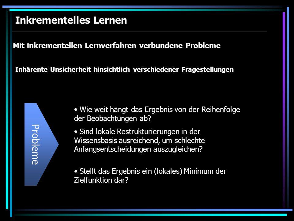 Online Data Mining Alternativen zu Ansatz Hellerstein arbeiten mit Precomputation, d.h.