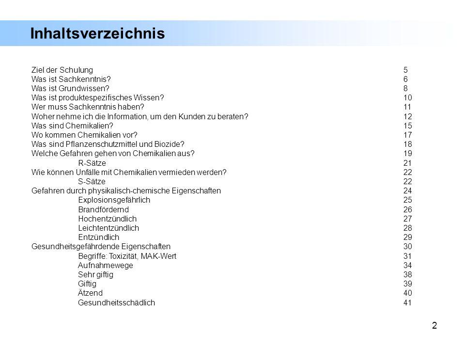 143 Verordnung des Eidgenössischen Departement des Innern über die erforderliche Sachkenntnis zur Abgabe besonders gefährlicher Stoffe und Zubereitungen (am 1.8.2005 in Kraft getreten) Welche Schweizer Gesetze sind wichtig.