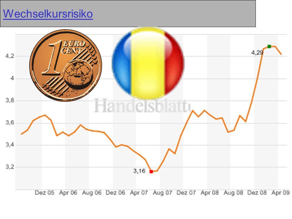 11 Wechselkursrisiko