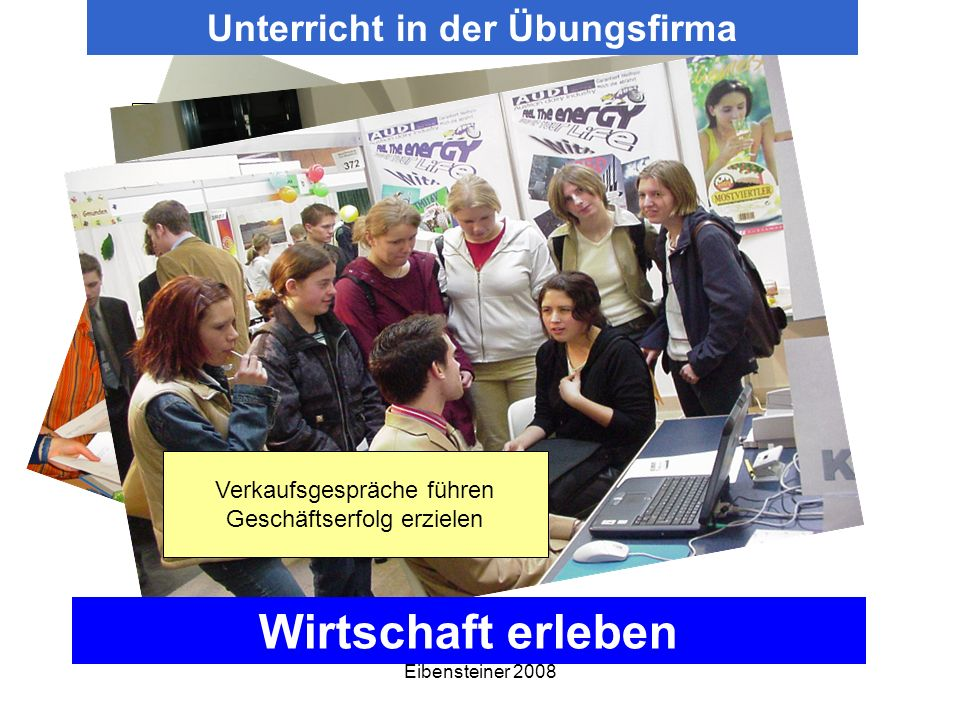 Eibensteiner 2008 Besprechungen leiten Strategien entwickeln Arbeit koordinieren Probleme besprechen und lösen Verkaufsgespräche führen Geschäftserfol
