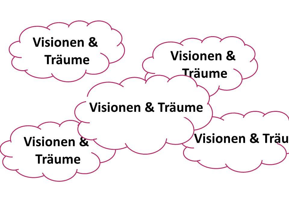 die Projekt-Idee Visionen & Träume Visionen & Träume Visionen & Träume Visionen & Träume Visionen & Träume