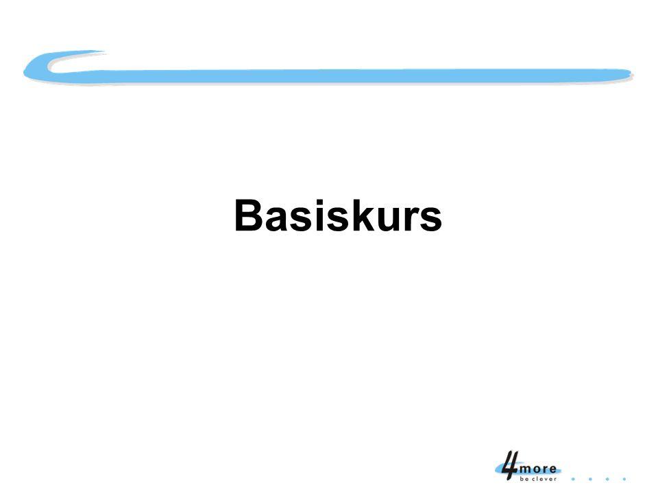 Basiskurs Titelblatt Basiskurs