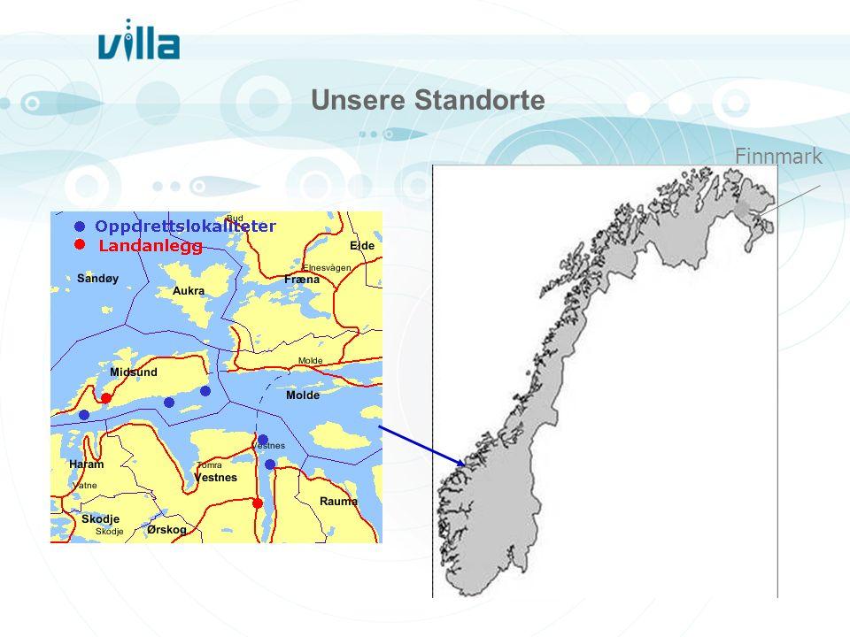 Unsere Standorte Finnmark
