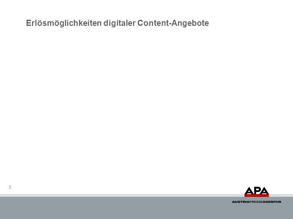 Erlösmöglichkeiten digitaler Content-Angebote 3