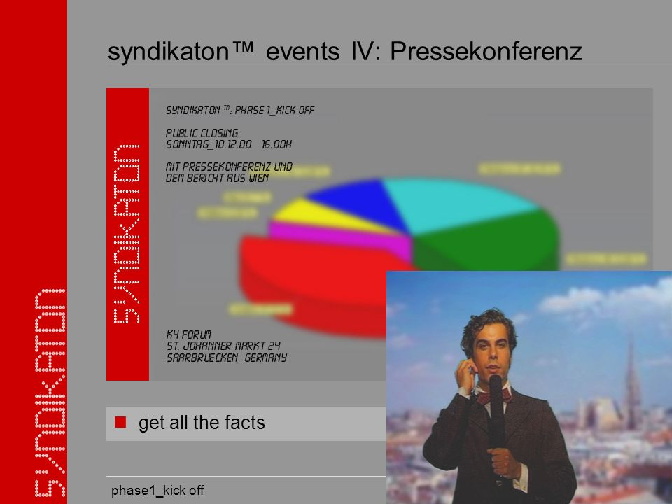 phase1_kick off 23 get all the facts syndikaton events IV: Pressekonferenz