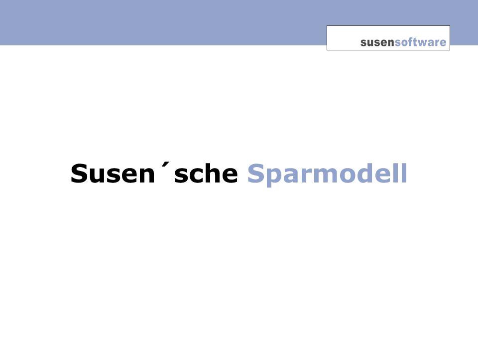 Susen´sche Sparmodell