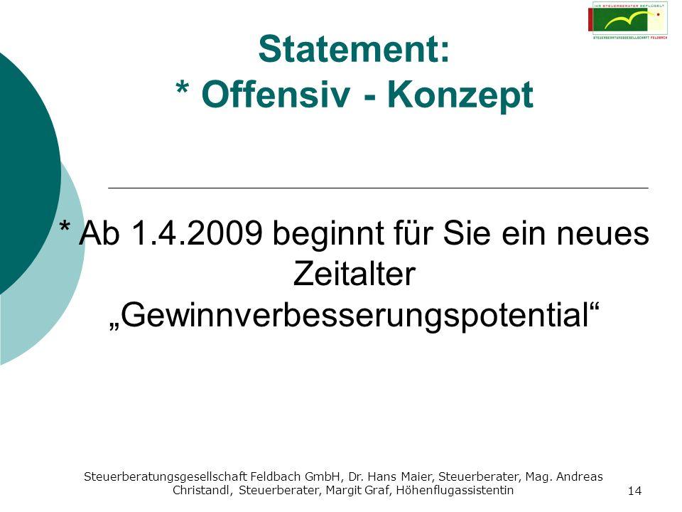 Steuerberatungsgesellschaft Feldbach GmbH, Dr. Hans Maier, Steuerberater, Mag. Andreas Christandl, Steuerberater, Margit Graf, Höhenflugassistentin 14