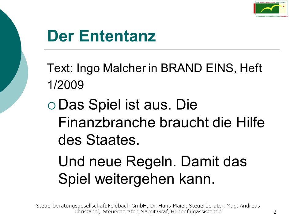Steuerberatungsgesellschaft Feldbach GmbH, Dr. Hans Maier, Steuerberater, Mag. Andreas Christandl, Steuerberater, Margit Graf, Höhenflugassistentin 2