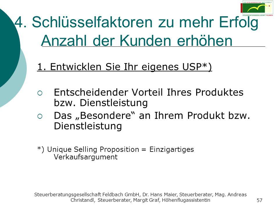 Steuerberatungsgesellschaft Feldbach GmbH, Dr. Hans Maier, Steuerberater, Mag. Andreas Christandl, Steuerberater, Margit Graf, Höhenflugassistentin 57