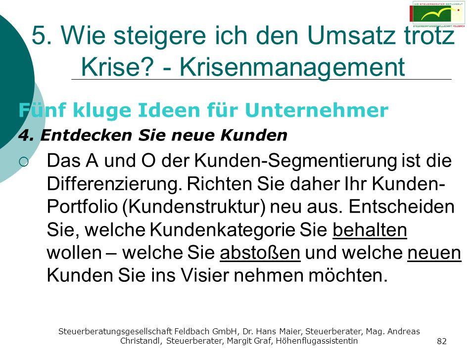Steuerberatungsgesellschaft Feldbach GmbH, Dr. Hans Maier, Steuerberater, Mag. Andreas Christandl, Steuerberater, Margit Graf, Höhenflugassistentin 82
